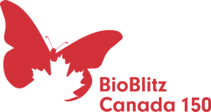 BioBlitz Canada 150 logo